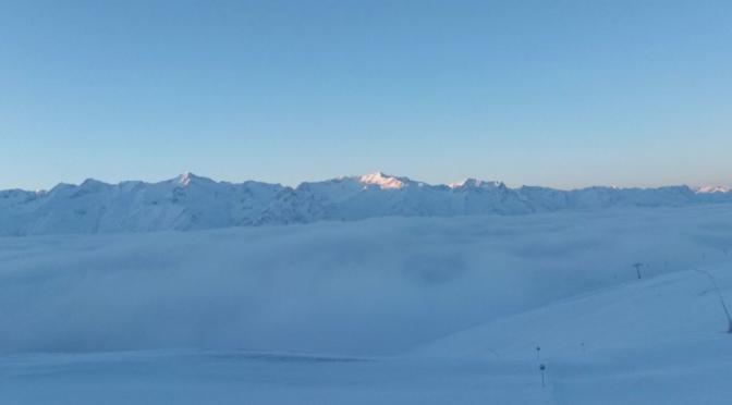 Tolle Skifahrt der Schule am Ried