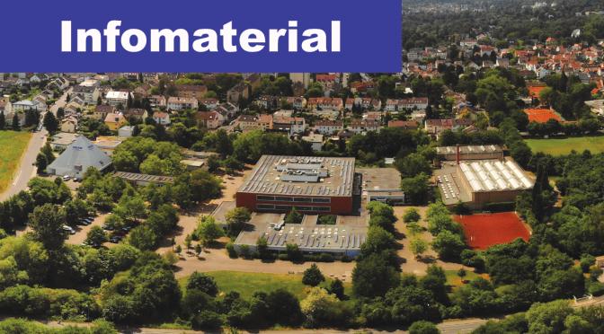 Infomaterial & Schulprogramm